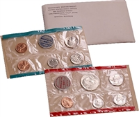1970 U.S. Mint 10 Coin Set in OGP