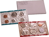 1971 U.S. Mint 11 Coin Set in OGP