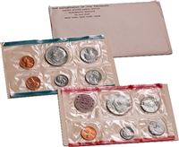 1972 U.S. Mint 11 Coin Set in OGP