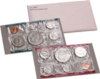 1978 U.S. Mint 12 Coin Set in OGP with CoA