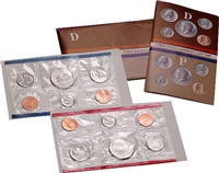 1984 U.S. Mint 10 Coin  Set in OGP with CoA
