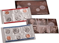 1985 U.S. Mint 10 Coin  Set in OGP with CoA