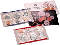 1989 U.S. Mint 10 Coin  Set in OGP with CoA