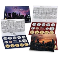 2008 U.S. Mint 28 Coin  Set in OGP with CoA