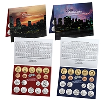 2009 U.S. Mint 36 Coin  Set in OGP with CoA