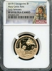 2019 NGC PF69 Sacagawea Dollar Early Release Portrait Label