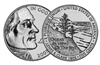 "2005 -D Jefferson Nickel Roll ""Ocean View"" Design"