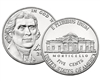 2014 - P Jefferson Nickel Roll