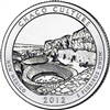 2012 - P Chaco Culture - Roll of 40 National Park Quarters