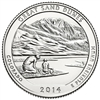 2014 - P Great Sand Dunes National Park Quarter Single Coin