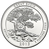 2013 - P Great Basin National Park Quarter Single Coin