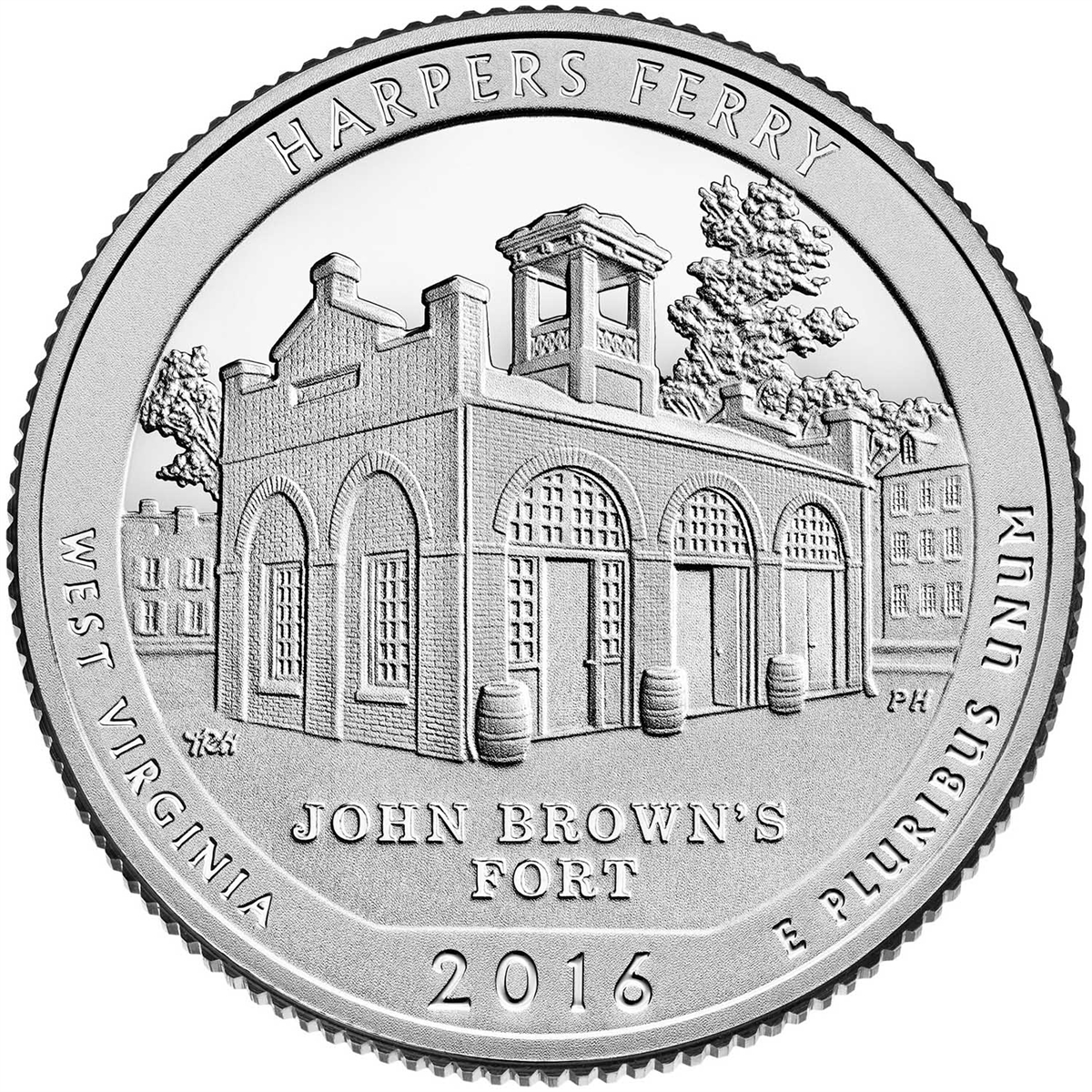 national park coin series