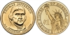 2007 Thomas Jefferson Presidential Dollar - 2 Coin P&D Set