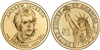 2008 Andrew Jackson Presidential Dollar - 2 Coin P&D Set