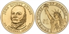 2008 John Quincy Adams Presidential Dollar - Single Coin
