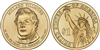 2010 Millard Fillmore Presidential Dollar - 2 Coin P&D Set