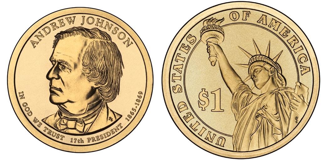 2011 PDS Presidential Dollar