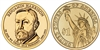 2012 Benjamin Harrison Presidential Dollar - Single Coin