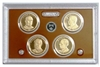 2013 Presidential 4-coin Proof Set - No Box or CoA