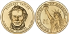 2009 - D Zachary Taylor - Roll of 25 Presidential Dollar