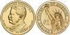 2013 - D Theodore Roosevelt - Roll of 25 Presidential Dollar