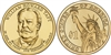 2013 - D William H. Taft - Roll of 25 Presidential Dollar