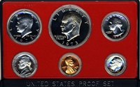 1973 U.S. Mint Clad Proof Set in OGP