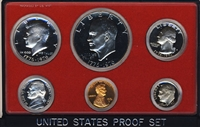 1976 U.S. Mint Clad Proof Set in OGP