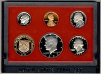 1982 U.S. Mint Clad Proof Set in OGP