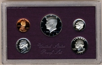 1984 U.S. Mint Clad Proof Set in OGP