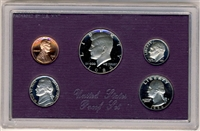 1986 U.S. Mint Clad Proof Set in OGP