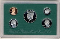 1994 U.S. Mint Clad Proof Set in OGP with CoA