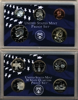2000 U.S. Mint Clad Proof Set in OGP with CoA