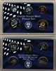 2002 U.S. Mint Clad Proof Set in OGP with CoA
