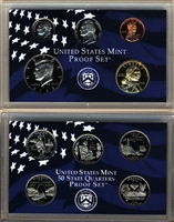 2003 U.S. Mint Clad Proof Set in OGP with CoA