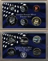 2005 U.S. Mint Clad Proof Set in OGP with CoA