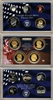 2007 U.S. Mint Clad Proof Set in OGP with CoA
