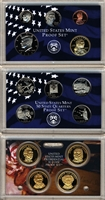 2008 U.S. Mint Clad Proof Set in OGP with CoA