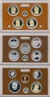 2011 U.S. Mint Clad Proof Set in OGP with CoA