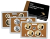 2012 U.S. Mint Clad Proof Set in OGP with CoA
