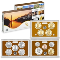 2013 U.S. Mint Clad Proof Set in OGP with CoA