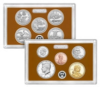2018 U.S. Mint Clad Proof Set in OGP with CoA