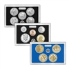2019 U.S. Mint 14 Coin Silver Proof Set - OGP box & COA