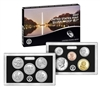 2017 U.S. Mint 10-coin Silver Proof Set - OGP box & CoA