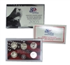 2005 - S Silver Proof State Quarter 5-pc. Set With Box/ COA