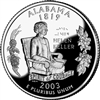 2003 - D Alabama State Quarter