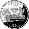 2003 - D Arkansas State Quarter