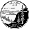 2005 -P Oregon State Quarter