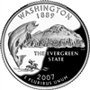 2007 - D Washington State Quarter