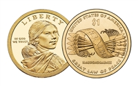 2010 P & D Sacagawea Dollar Set